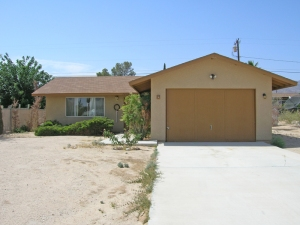 72349 Sun Valley Drive, Twentynine Palms, CA 92277